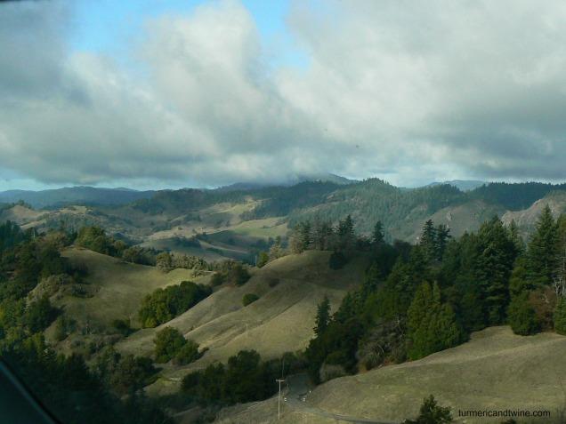 Northern CA landscape