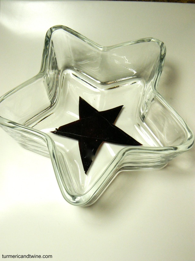 balsamic sheet star