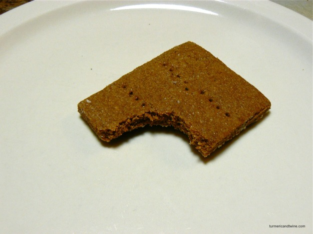 graham cracker bite