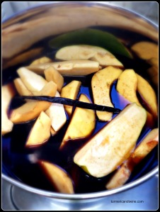 poaching quince