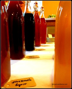 vinegars