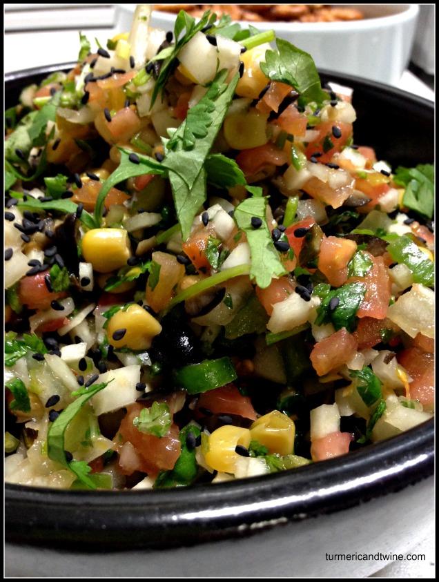 kohlrabi cilantro salsa1