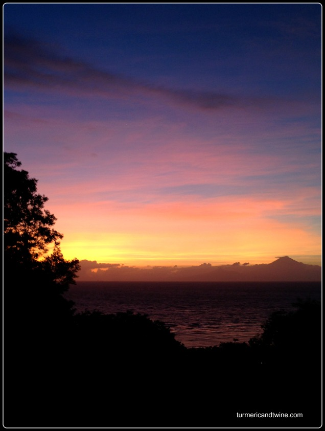 Magical Gili Island sunset 2