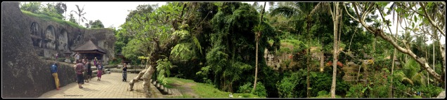 rock temple Bali
