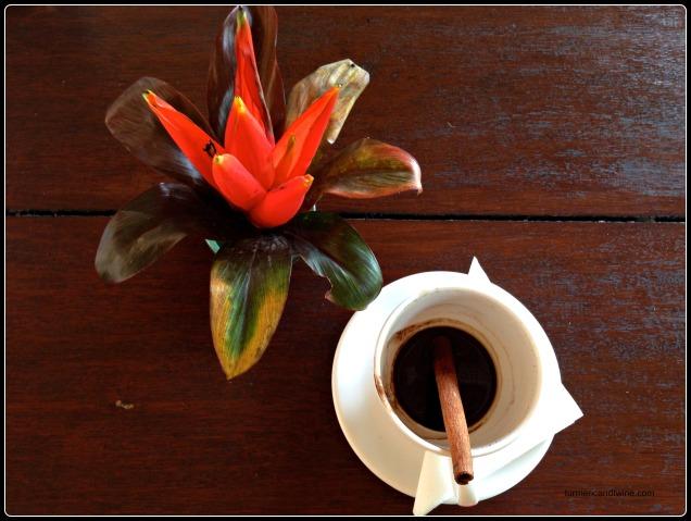 Balinese coffee