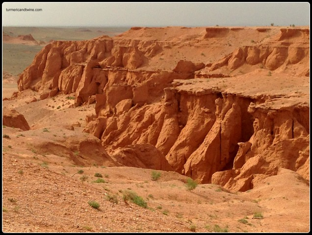Red Cliffs, Mongolia 2