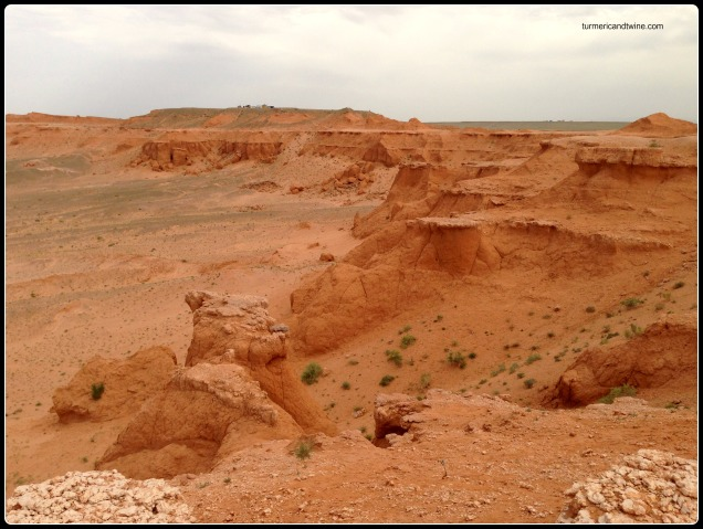Red Cliffs, Mongolia 3