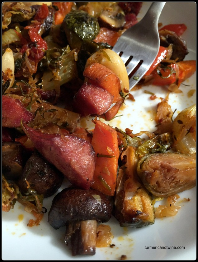 Roasted winter meal 3